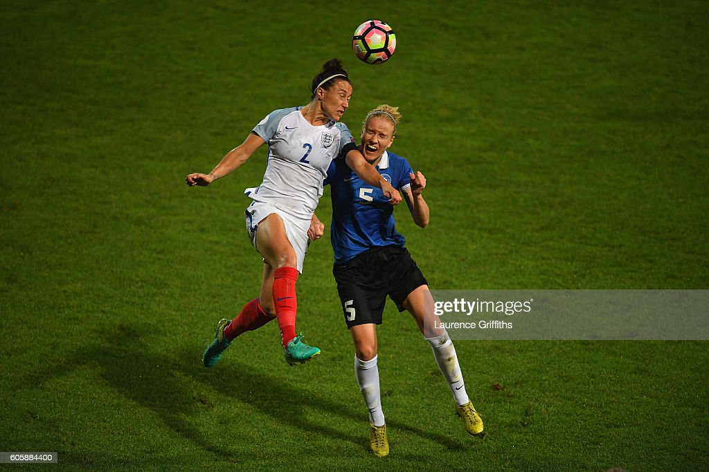 England Women v Estonia Women - UEFA Women's Euro 2017 Qualifier