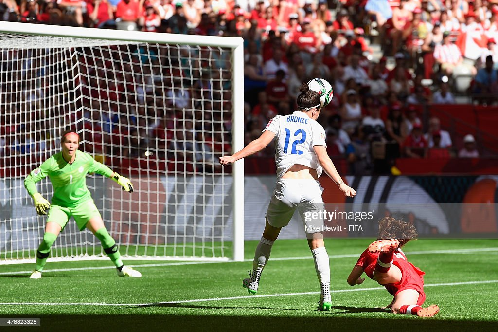 In Focus: Best Of England v Canada - FIFA Women's World Cup 2015