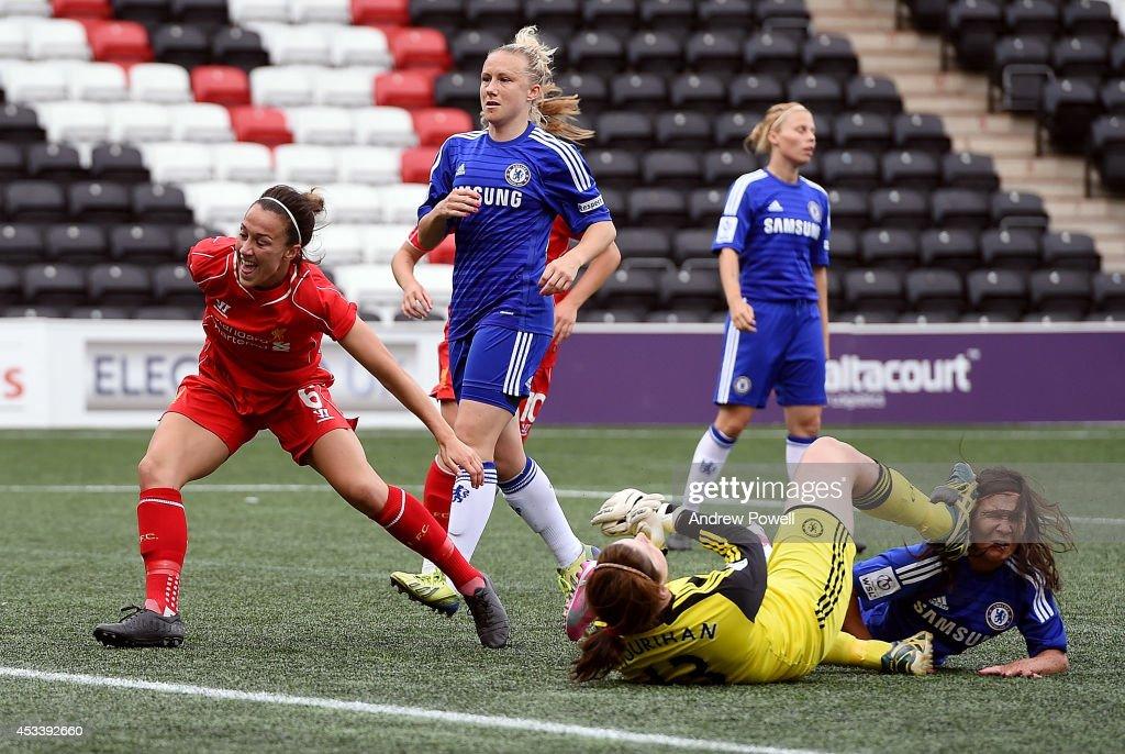 Liverpool Ladies v Chelsea Ladies: WSL
