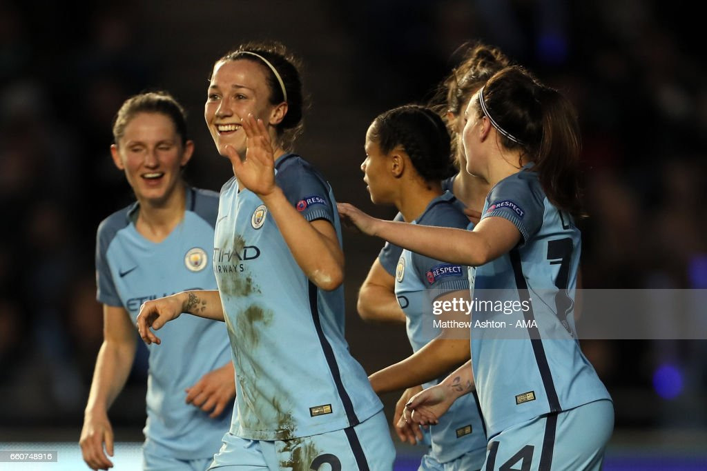 Manchester City v Fortuna - UEFA Women's Champions League : News Photo