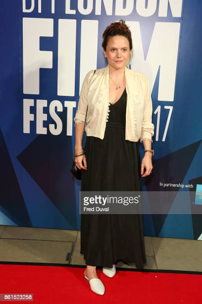 Lucy Cohen attends the 61st BFI London Film Festival Awards on October 14 2017 in London England