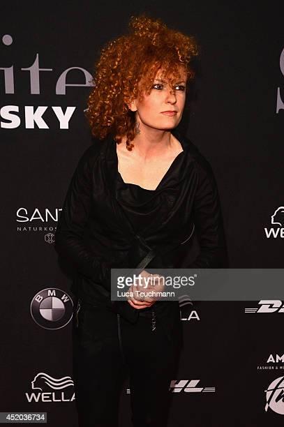 Lucy Diakovska attends the Michalsky Style Night at Tempodrom on July 11 2014 in Berlin Germany