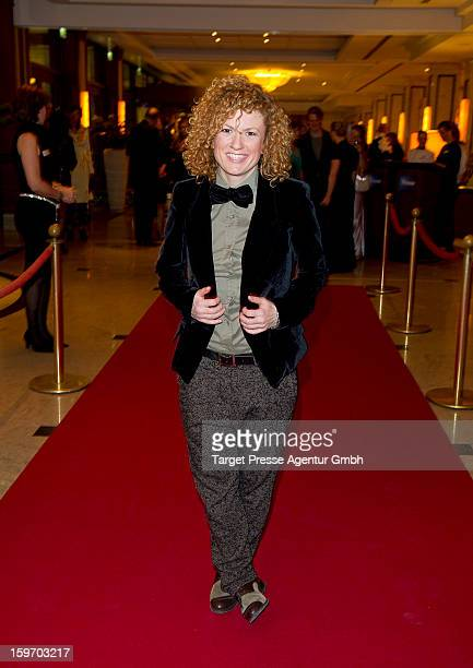 Lucy Diakowska attends the Fitness First New You Achievement Awards at the Maritim Hotel on January 18 2013 in Berlin Germany