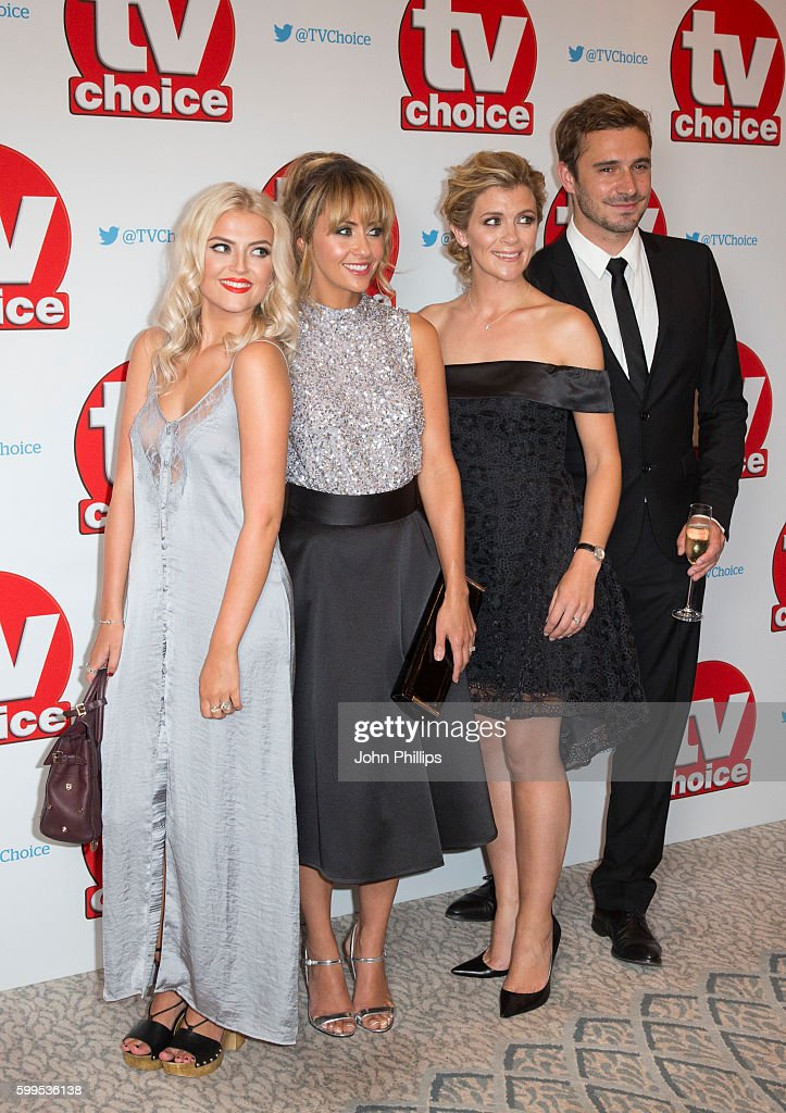 TVChoice Awards - Red Carpet Arrivals