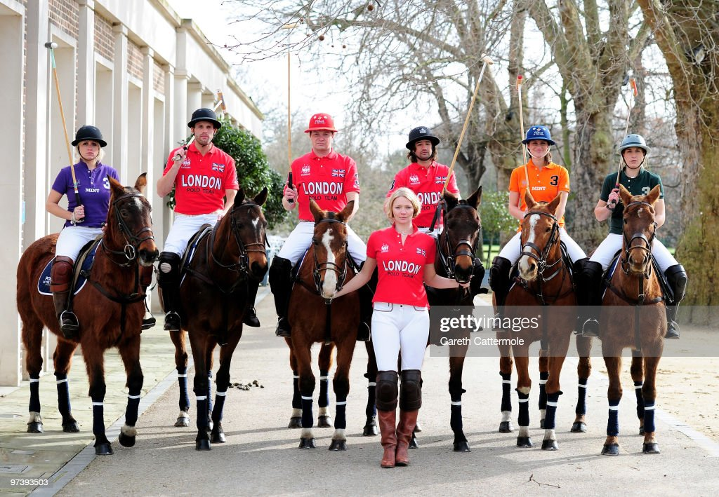 Polo In The Park - Launch Photocall