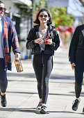 Celebrity Sightings In Los Angeles - February 16, 2020