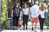 Celebrity Sightings In Los Angeles - July 21, 2018