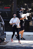Celebrity Sightings In Los Angeles - June 30, 2020