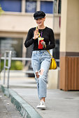 Celebrity Sightings In Los Angeles - May 21, 2018