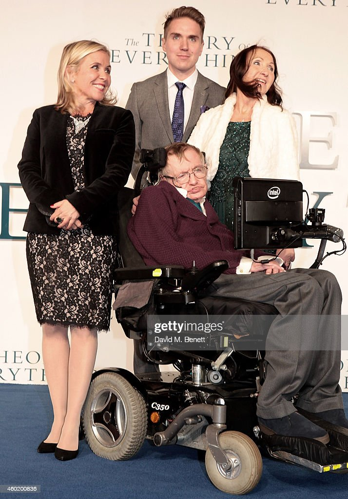 jane hawking theory of everything