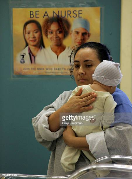 Lucy Hernandez is a licensed vocational student nurse at East LA Occupational Center on 6/6/2007 she practices a baby physical or baby assesment For...