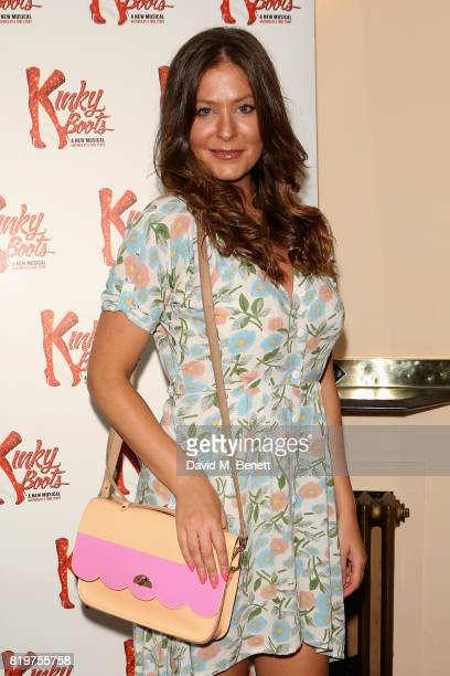 Lucy Horobin attends this summer's hottest musical Kinky Boots at the Adelphi Theatre celebrates the start of its fabulous new cast featuring Verity...