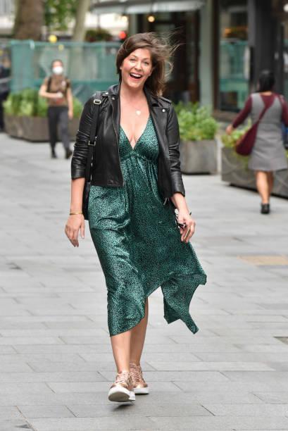GBR: London Celebrity Sightings - July 3, 2020
