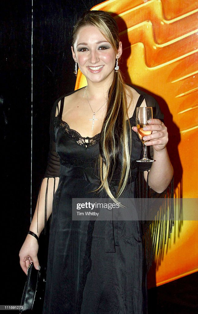 Lucy Jo Hudson during Royal Television Society Awards - Arrivals at Grosvenor House in London, Great Britain.
