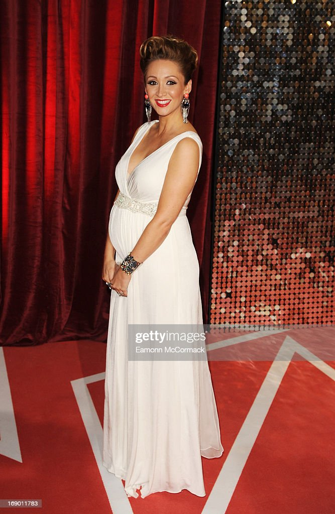 Lucy Jo-Hudson attends the British Soap Awards at Media City on May 18, 2013 in Manchester, England.