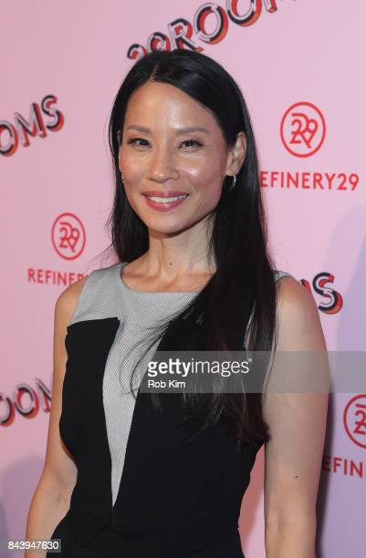 Lucy Liu attends 29Rooms Opening Night 2017 on September 7 2017 in New York City