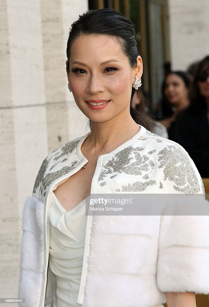 Lucy Liu attends the 2013 American Ballet Theatre Opening Night Spring Gala at Lincoln Center on May 13, 2013 in New York City.