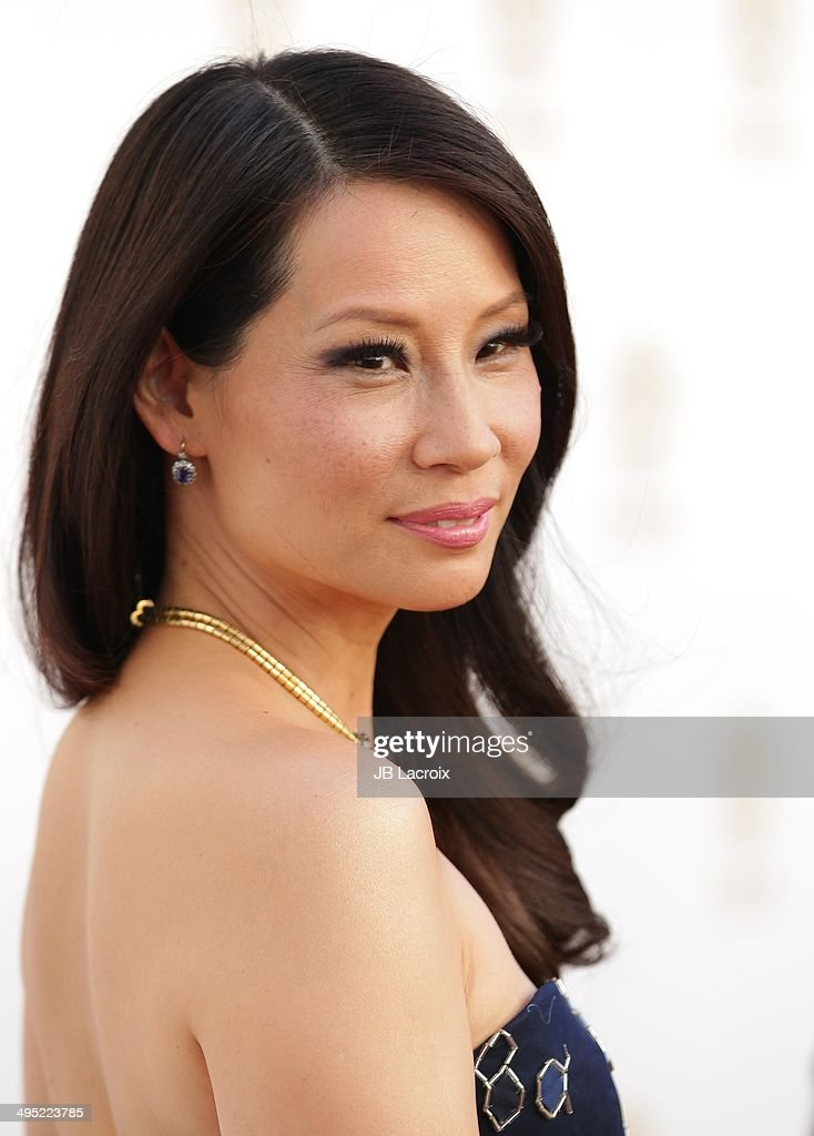 <a gi-track='captionPersonalityLinkClicked' href=/galleries/search?phrase=Lucy+Liu&family=editorial&specificpeople=201874 ng-click='$event.stopPropagation()'>Lucy Liu</a> attends the Huading Film Awards at Ricardo Montalban Theatre on June 1, 2014 in Los Angeles, California.
