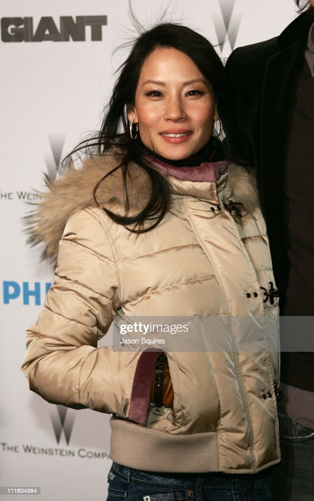 Lucy Liu during 2006 Park City - Philips Hosts Weinstein Co's 'Lucky Number Slevin' Party at Village at the Lift in Park City, Utah, United States.