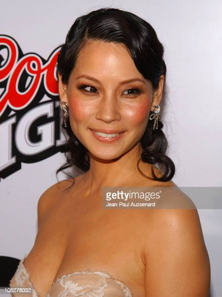 Lucy Liu during 'Kill Bill Vol 2' World Premiere Arrivals at ArcLight Cinerama Dome in Hollywood California United States