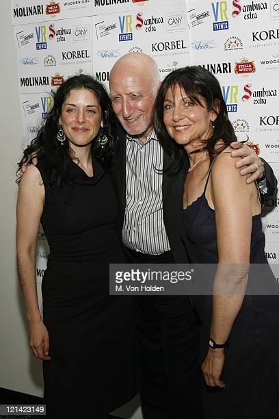 Lucy McLellan Dominic Chianese and Emily Nash during The Great New Wonderful Premiere to Benefit Creative Alternative of New York at Angelika Film...