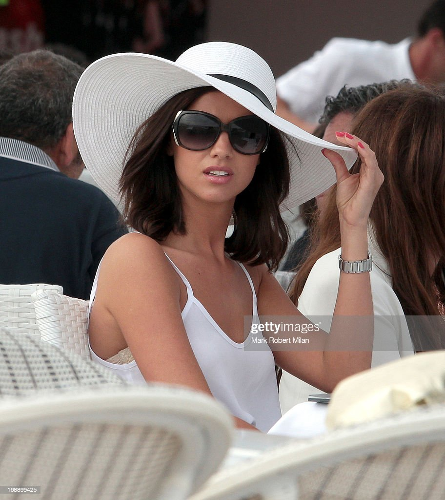 <a gi-track='captionPersonalityLinkClicked' href=/galleries/search?phrase=Lucy+Mecklenburgh&family=editorial&specificpeople=8009152 ng-click='$event.stopPropagation()'>Lucy Mecklenburgh</a> The 66th Annual Cannes Film Festival on May 16, 2013 in Cannes, France.
