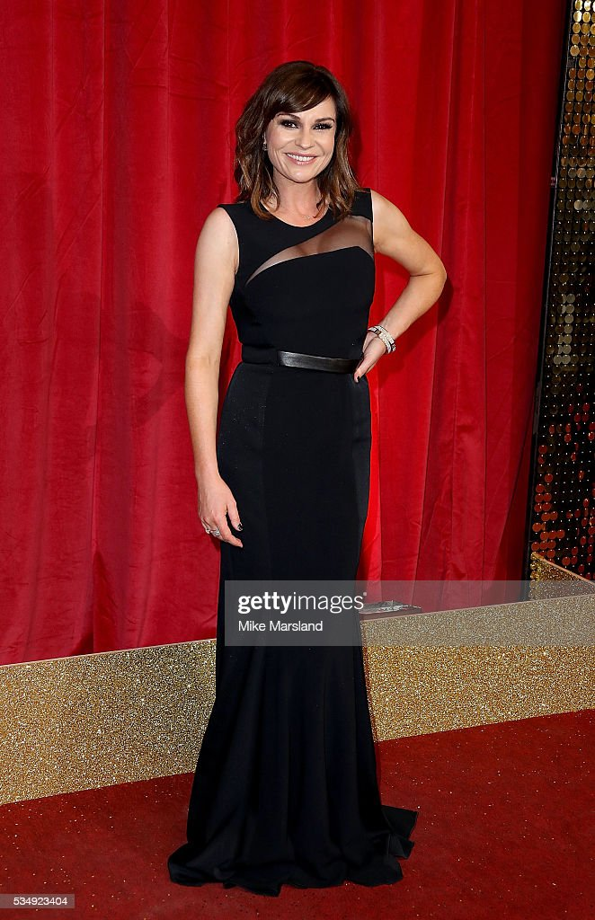 Lucy Pargeter attends the British Soap Awards 2016 at Hackney Empire on May 28, 2016 in London, England.