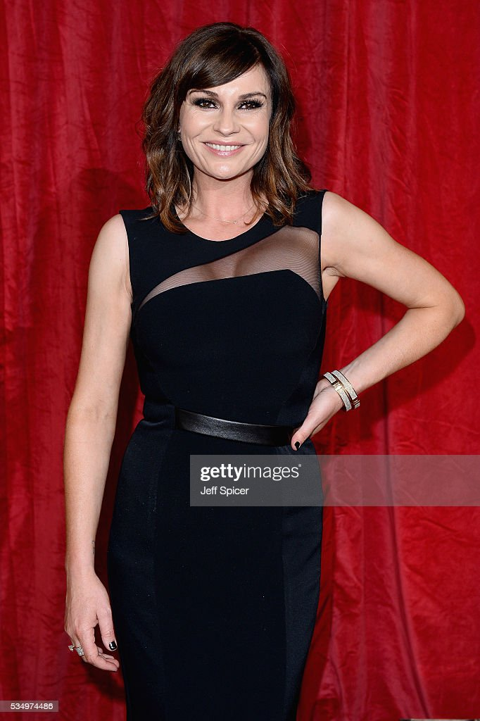 <a gi-track='captionPersonalityLinkClicked' href=/galleries/search?phrase=Lucy+Pargeter&family=editorial&specificpeople=236010 ng-click='$event.stopPropagation()'>Lucy Pargeter</a> attends the British Soap Awards 2016 at Hackney Empire on May 28, 2016 in London, England.