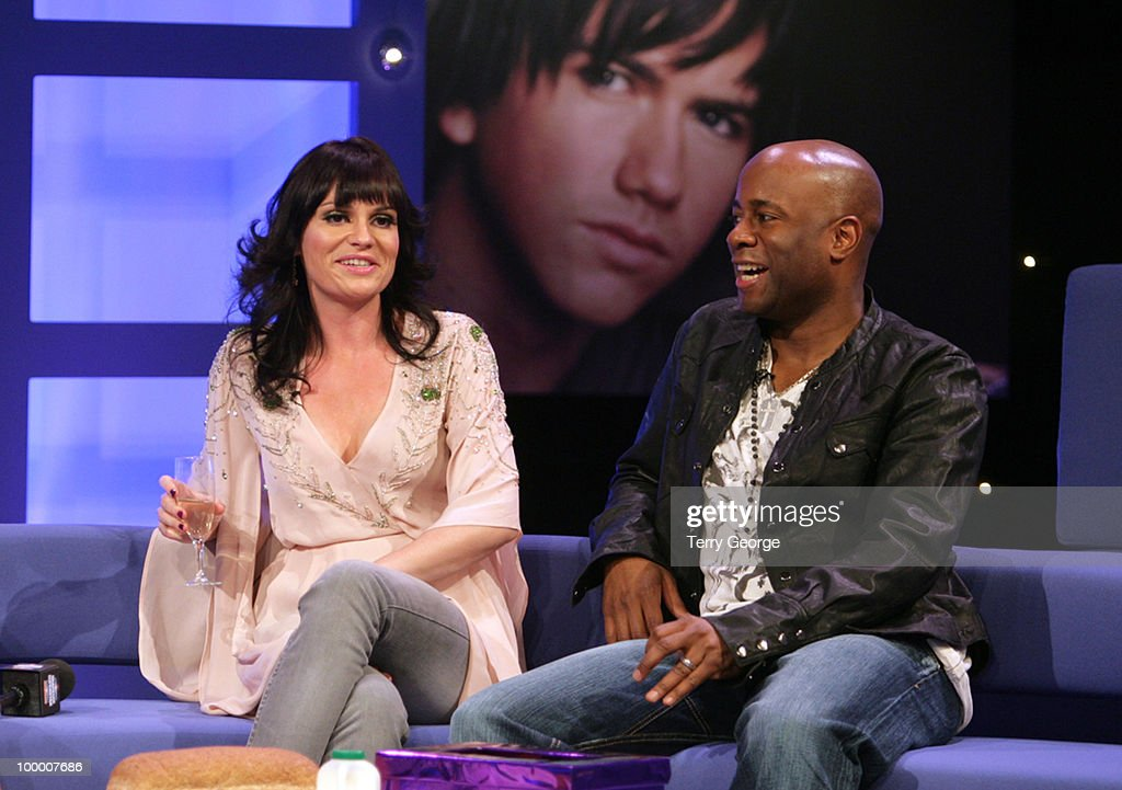 Lucy Pargeter, Nick Bailey
