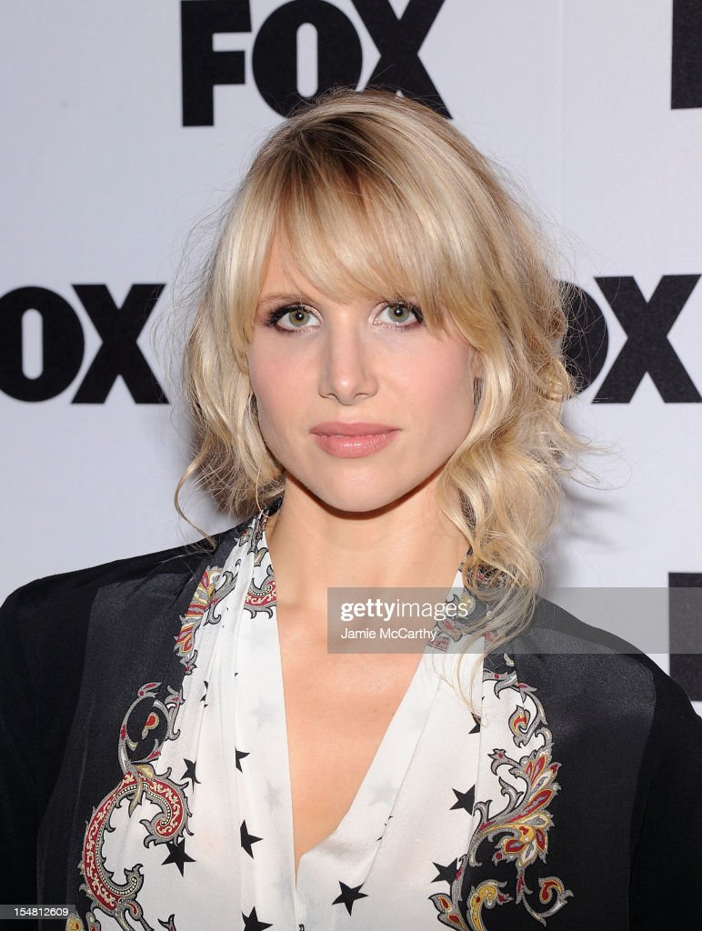 Lucy Punch attends Fox's New Tuesday: A Comedy Conversation at 92Y Tribeca on October 26, 2012 in New York City.