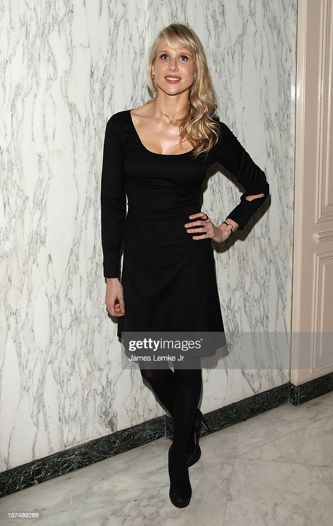 Lucy Punch attends the ACLU of Southern California's 2012 Bill of Rights Dinner held at the Beverly Wilshire Four Seasons Hotel on December 3, 2012 in Beverly Hills, California.