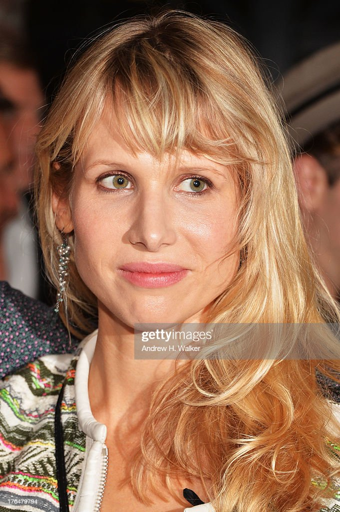 <a gi-track='captionPersonalityLinkClicked' href=/galleries/search?phrase=Lucy+Punch&family=editorial&specificpeople=207131 ng-click='$event.stopPropagation()'>Lucy Punch</a> attends the Downtown Calvin Klein with The Cinema Society screening of IFC Films' 'Ain't Them Bodies Saints' after party at Refinery Rooftop on August 13, 2013 in New York City.