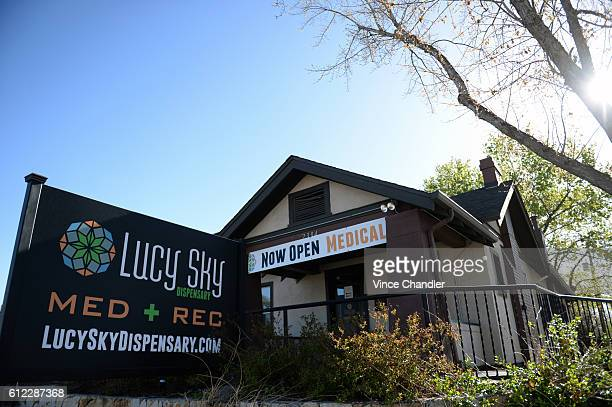 Lucy Sky dispensary in Denver's Green Mile is unique in that their medical and recreational shops are located in separate buildings converting a...
