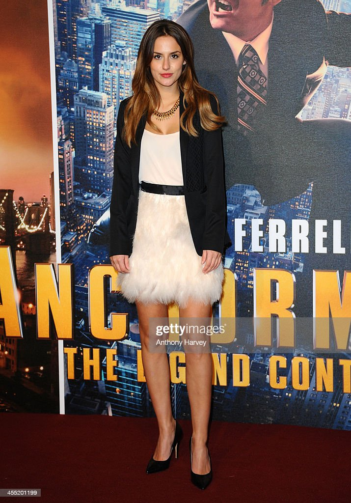 <a gi-track='captionPersonalityLinkClicked' href=/galleries/search?phrase=Lucy+Watson&family=editorial&specificpeople=10044172 ng-click='$event.stopPropagation()'>Lucy Watson</a> attends the UK premiere of 'Anchorman 2: The Legend Continues' at Vue West End on December 11, 2013 in London, England.