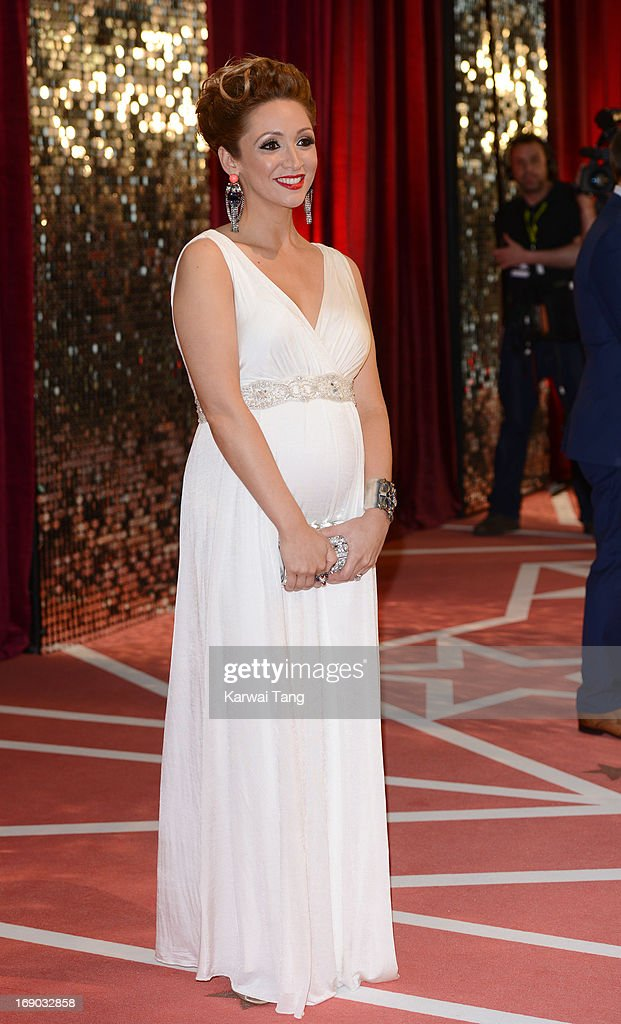 Lucy-Jo Hudson attends the British Soap Awards at Media City on May 18, 2013 in Manchester, England.