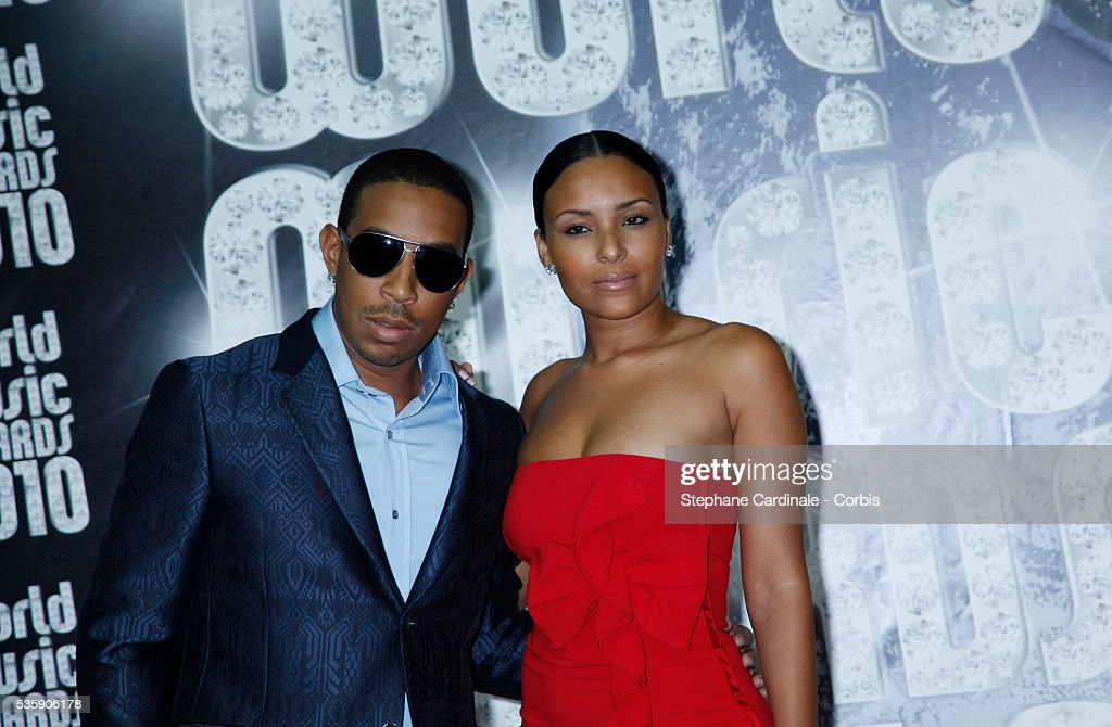 Ludacris and guest attend the 'World Music Awards 2010 - show' at the Sporting Club on May 18, 2010 in Monte Carlo, Monaco.