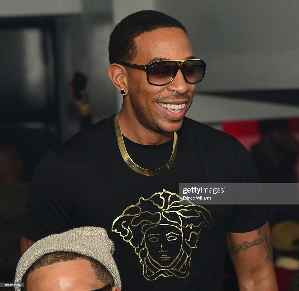 <a gi-track='captionPersonalityLinkClicked' href=/galleries/search?phrase=Ludacris&family=editorial&specificpeople=203034 ng-click='$event.stopPropagation()'>Ludacris</a> attends a party at Compound on February 2, 2013 in Atlanta, Georgia.