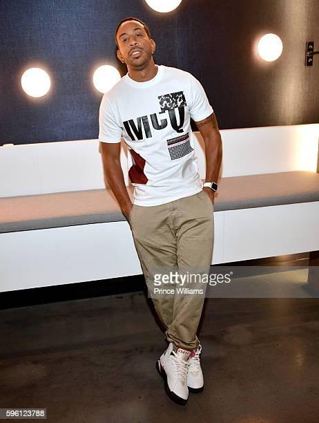 Ludacris attends Celebrating 25 Years Boyz N The Hood on August 23 2016 in Atlanta Georgia