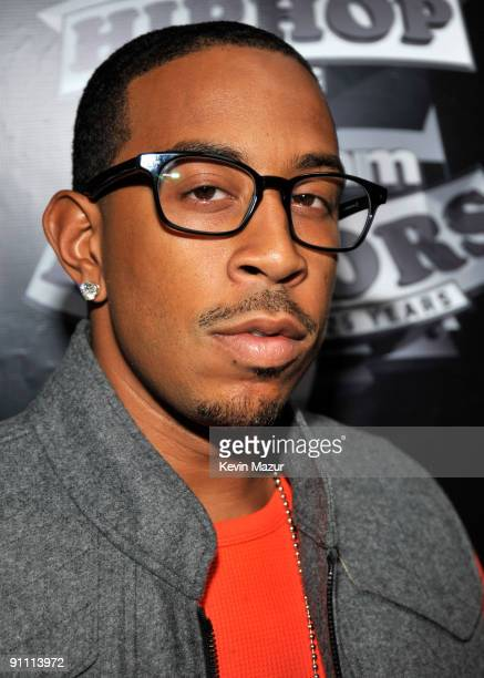 Ludacris attends the 2009 VH1 Hip Hop Honors at the Brooklyn Academy of Music on September 23 2009 in New York City