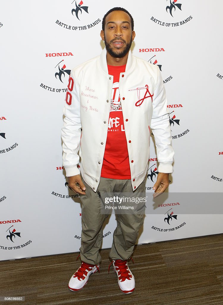 Ludacris attends the 2016 Battle of the Bands at Georgia Dome on January 30 2016 in Atlanta Georgia