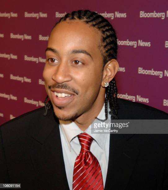 Ludacris during 2006 White House Correspondents Dinner Bloomberg News After Party at Embassy of the Republic of Macedonia in Washington DC United...