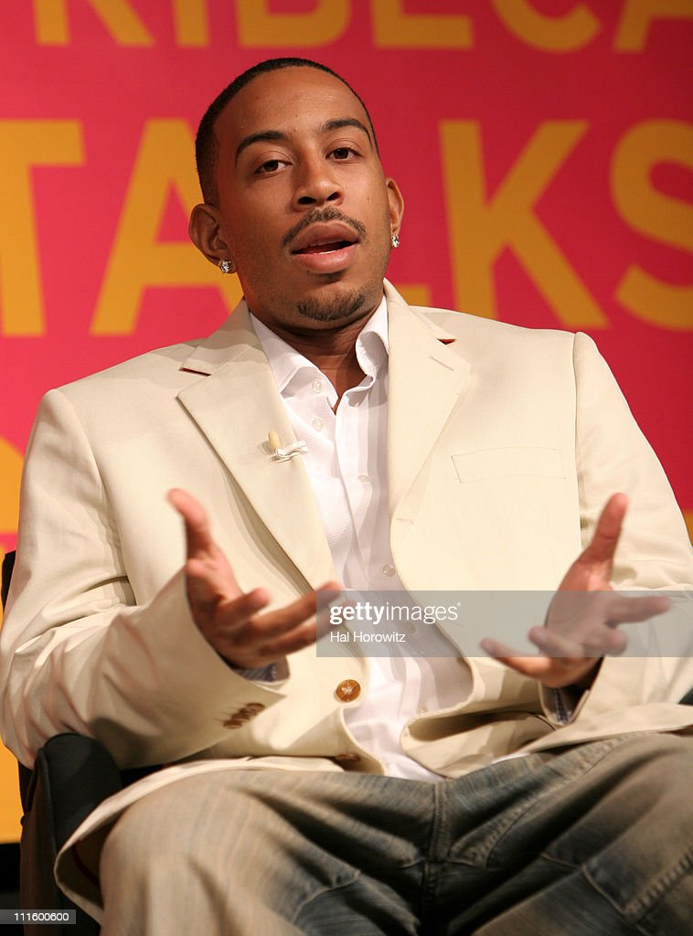 Ludacris during 6th Annual Tribeca Film Festival - Ludacris Panel Discussion at Pac 2 Performing Arts Center in New York City, New York, United States.