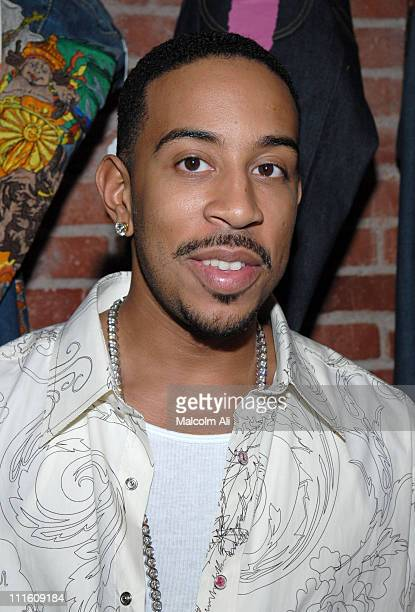 Ludacris during Ludacris 'Release Therapy' Album Release Party at The Red Lemon Tree Store September 27 2006 at The Red Lemon Tree Store in West...