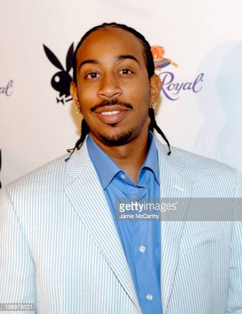 Ludacris during The Crown Royal Playboy Club on Derby Eve Hosted by The 2006 Playboy Playmate of The Year at Felt Nightclub in Louisville Kentucky...