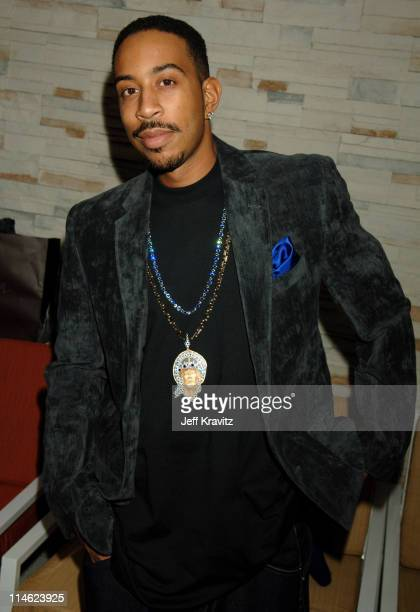Ludacris during US Weekly's 2006 Hot Hollywood Fresh 15 Inside at Area in West Hollywood California United States