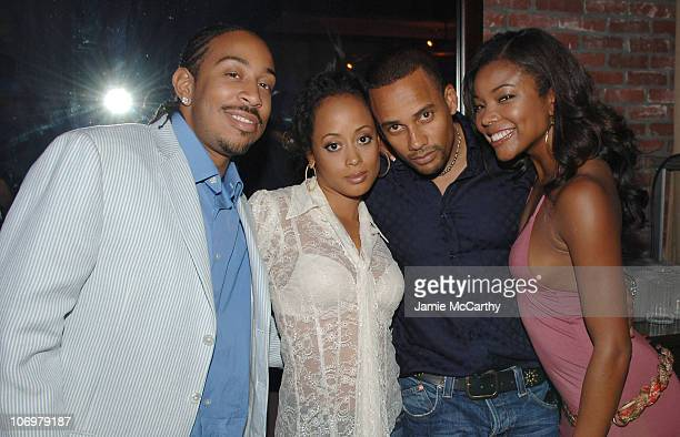 Ludacris Essence Atkins Hill Harper and Gabrielle Union