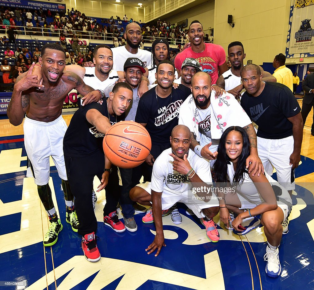 LUDA vs YMCMB Celebrity Basketball Game