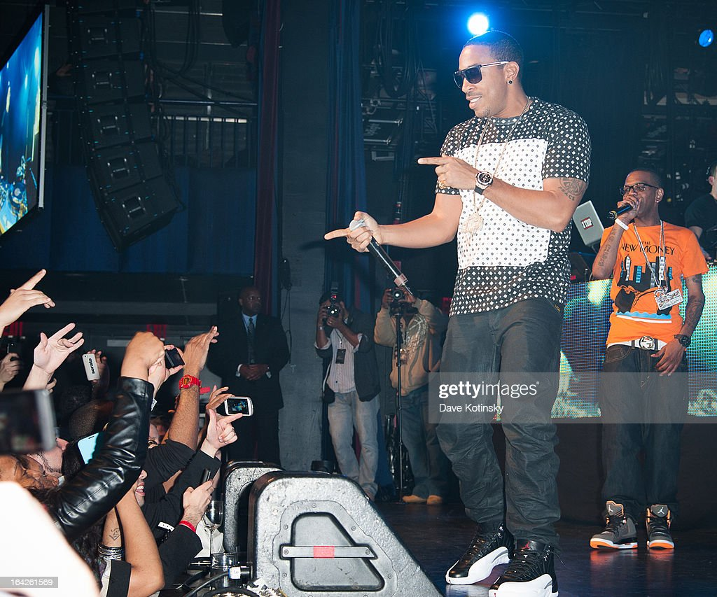 <a gi-track='captionPersonalityLinkClicked' href=/galleries/search?phrase=Ludacris&family=editorial&specificpeople=203034 ng-click='$event.stopPropagation()'>Ludacris</a> performs at the BlackBerry Z10 Launch Event at Best Buy Theater on March 21, 2013 in New York City.