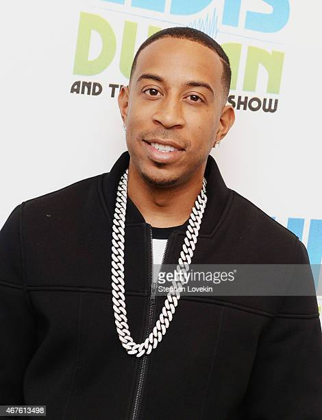 Ludacris visits 'The Elvis Duran Z100 Morning Show' at Z100 Studio on March 26 2015 in New York City