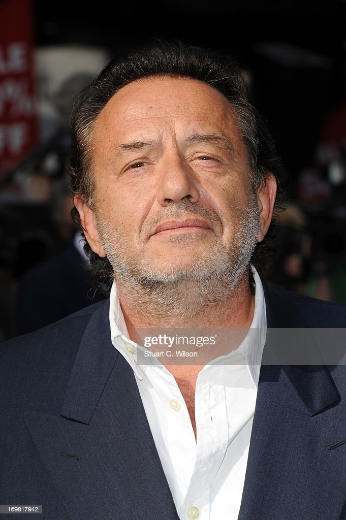 Ludi Boeken attends the World Premiere of 'World War Z' at The Empire Cinema on June 2, 2013 in London, England.